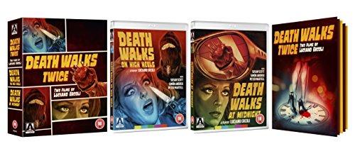 Death Walks Twice: Two Films by ...