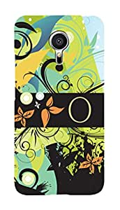 SWAG my CASE PRINTED BACK COVER FOR MEIZU MX5 Multicolor
