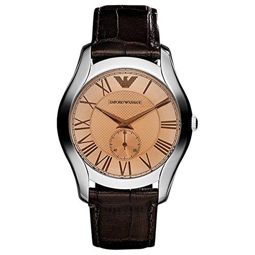 51XVwhiWkoL - Emporio Armani AR9110 Silver watch