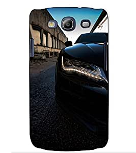 Fuson Designer Back Case Cover for Samsung Galaxy S3 I9300 :: Samsung I9305 Galaxy S Iii :: Samsung Galaxy S Iii Lte (A Luxury Car Theme)