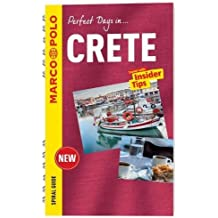 Crete Marco Polo Travel Guide - with pull out map (Marco Polo Spiral Guides)
