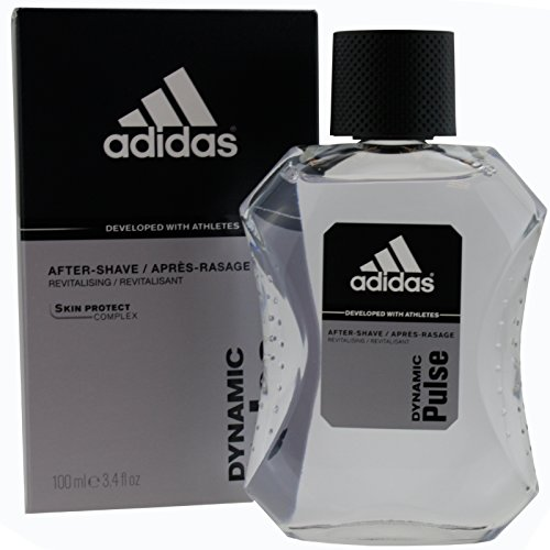 Adidas Aftershave Dynamic Pulse Rasierwasser Aftershave Herrenpflege Rasierer