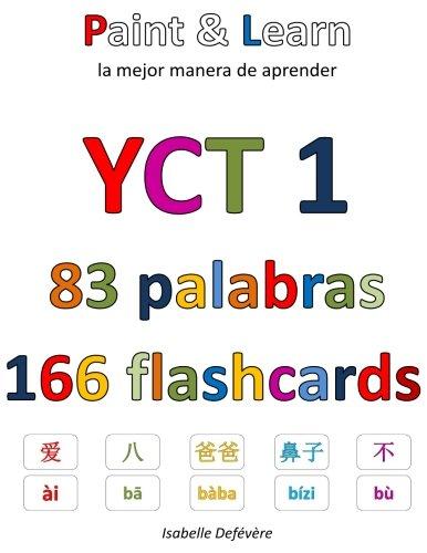 YCT 1 83 palabras 166 flashcards por Isabelle Defévère