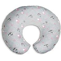 Chicco Boppy–Cuscino per allattamento con federa in cotone