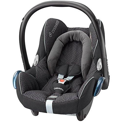 Preisvergleich Produktbild Maxi-Cosi Babyschale CabrioFix Modell 2016, Black Crystal