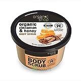 Organic Shop Miel Canela Exfoliante Corporal - 250 ml