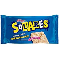 Kellogg's Rice Krispies Squares Chewy Marshmallow 8 X 28G