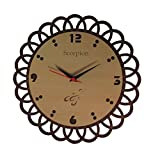 Woody-1 Designer Clock