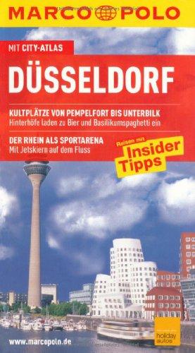 Image of MARCO POLO Reiseführer Düsseldorf