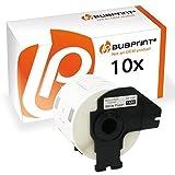 Bubprint 10 Etiketten kompatibel für Brother DK 11202 DK-11202 für P-Touch QL1050 QL1060N QL500 QL550 QL560 QL570 QL580N QL700 QL710W QL720NW QL810W