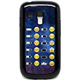Scarica Libro Galaxy S3 Mini Phone custodia Emoji Face batteria Funny Space Funky smiley (PDF,EPUB,MOBI) Online Italiano Gratis