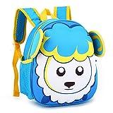 Qinddoo Marke Schultaschen für Jungen Mädchen Kinder Rucksäcke Grundschüler Rucksäcke Schafe Wasserdichte Schultasche Kinder Buch Tasche, 0131BU