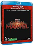 Captain Marvel [Combo Blu-ray 3D + Blu-ray 2D]