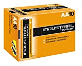 Duracell Batterie Industrial Mignon AA LR6-10er Pack -