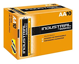 Duracell LR6 - Caja 10 Pilas Duracell Industrial (B00LG04ICO) | Amazon Products