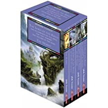 Collins Modern Classics - The Lord of the Rings/The Hobbit - Boxed Set of Four Books in Slip-case: AND The Hobbit
