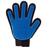 Healthy Clubs Pet Dog Cat Grooming Glove Hair...
