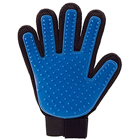 Healthy Clubs Pet Dog Cat Grooming Glove Hair Remover Brush Glove for Gentle and Efficient Pet Grooming Clean Massage Gloves