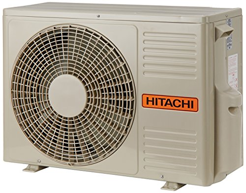 Hitachi 1 Ton 1 Star (2018) Split AC (Neo 3200F RAU312HWDD, White)