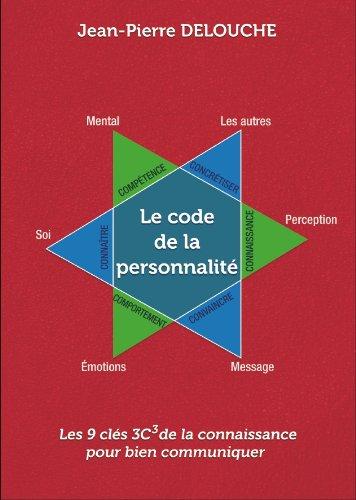 Le code de la personnalité (Le code de la communication)