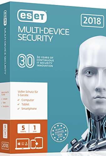 ESET Multi-Device Security 2018 Edition 5 User