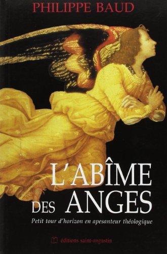 L'abîme des anges : Petit tour d'horizon en apesanteur théologique