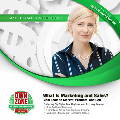 What is Marketing and Sales?  Audiolibri