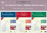 Delius Klasing Sportbootkarten / Deutsche Ostsee + Südliche dänische Ostsee -
