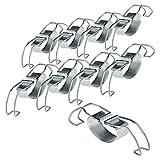 axentia Westmark 10 Universalbügel für Weckgläser, Stahl, Silber, 40502251