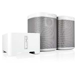 SONOS 3 Room Music System Starter Set