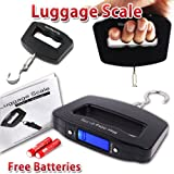 #9: Weighing Scales For Luggage/Scale For LPG Cylinder/Weighing Scale For Luggage/Weight Machine For Kitchen ,Small Luggage Scale By Onestopshop_enterprise