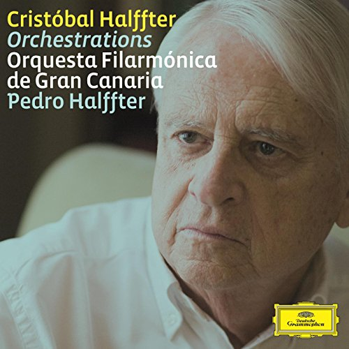 Cristóbal Halffter Orchestrations
