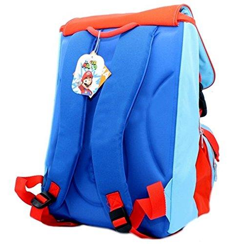 ab07560fd3 Zaino Estensibile Super Mario Kids
