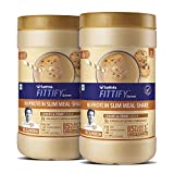 Saffola FITTIFY Hi Protein Slim Meal-Shake, Meal Replacement with 5 superfoods, Cookies