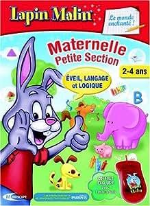 Lapin Malin : Le monde enchanté - Maternelle 1 - version 2008/09