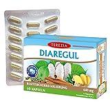 DIAREGUL - 100% natürliches Produkt -640 mg - 60 Kapseln - Natürliche Kombination zur Blutzuckerregulierung