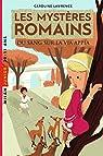 Les mystères romains, Tome 01: Du sang sur la via Appia par Lawrence