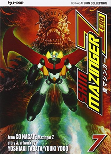 Download Shin Mazinger Zero: 7