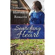 Searching the Heart: Inspirational Historical Romance Novella (English Edition)