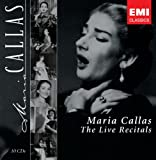 Maria Callas : The Live Recitals (Coffret 10 CD)