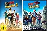 Fünf Freunde Film 4 + 5 im Set - Deutsche Originalware [2 DVDs]