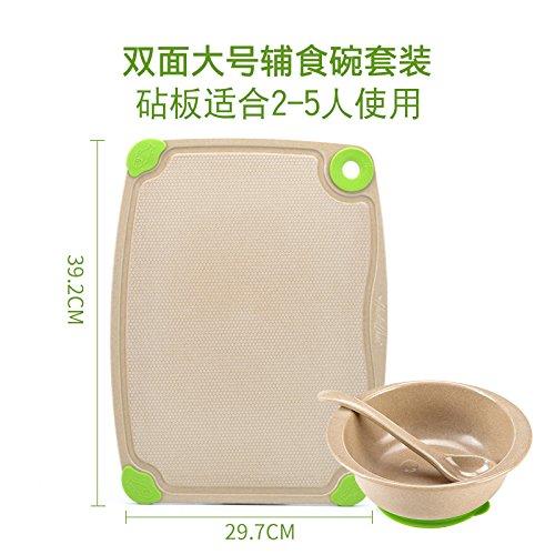 Sortierung Board (ZHFC baby food supplement küche kokille schneidebrett messer platte baby schneidebrett obst - sortierung board,trompete schneidebrett und fressnapf - anzug)
