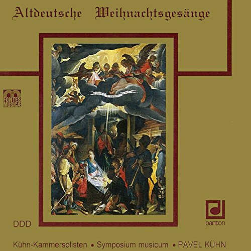 Altdeutsche Weihnachtsgesänge