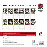Image de The Official England Rugby Union 2016 A3 Calendar (Calendar 2016)
