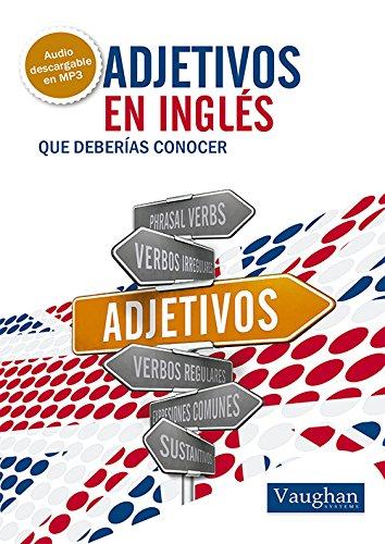 Adjetivos (Spanish Edition)