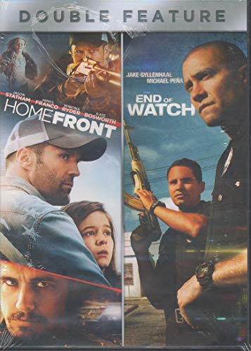 Double Feature: Homefront / End of Watch