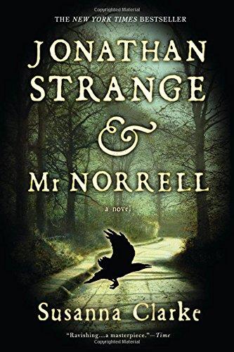 Book cover for Jonathan Strange & Mr Norrell