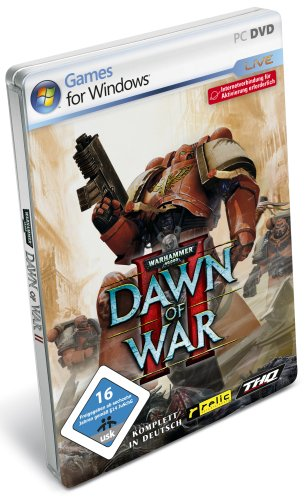 Warhammer 40,000: Dawn of War II - Limited Steelbook Edition (exklusiv bei Amazon)