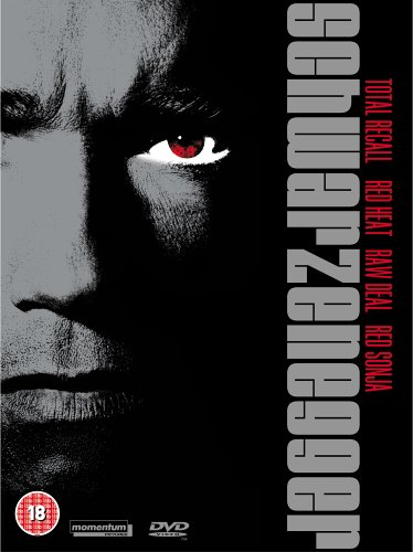 Momentum Pictures Schwarzenegger -- Special Edition 4-Disc Box Set [DVD]