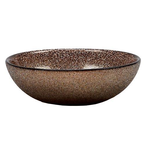 Impulse Paparazzi Bowl, Bronze, Case of 24 Gold Chop Plate